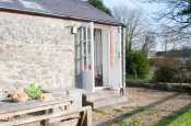 Cottage holiday Bosherston - ext