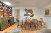 Pembrokeshire holiday cottage 3 bedrooms - dining