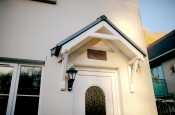 Holiday cottage near Mumbles-exterior
