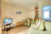 St Davids holiday apartment - lounge