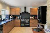 Self-catering Cardigan Bay Heritage Coast - luxury kitchen