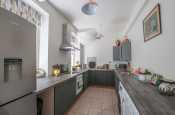 Cwm Pennant holiday cottage - kitchen
