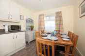 Aberdaron holiday cottage sleeping 6 - dining