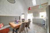 Anglesey holiday cottage  sleeps 6 -  kitchen
