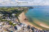 Holiday cottage location Tenby