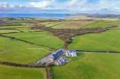 North Pembrokeshire holiday cottage location near the coast