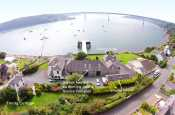 Holiday cottage Wales Trinity cottages Burton ferry, Haven waterway Pembrokeshire West Wales