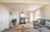 Harlech holiday cottage  - lounge