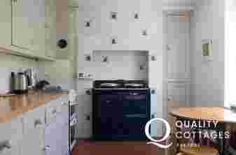 Holiday cottage 3 bedrooms Morfa Nefyn - kitchen