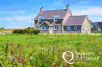 Lleyn family holiday home