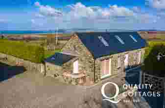 Stone Barn Conversion Pembrokeshire Coast