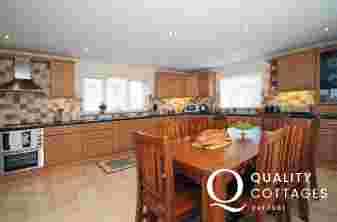 Holiday house Pwllheli - kitchen