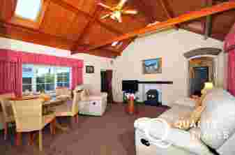 Holiday cottage Morfa Nefyn - lounge