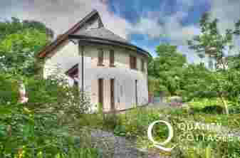 Luxury Welsh holiday house - exterior