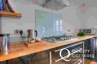 Solva Pembrokeshire -  kitchen