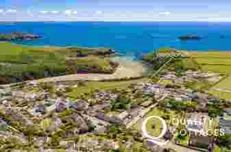 Solva is a popular, picturesque coastal village