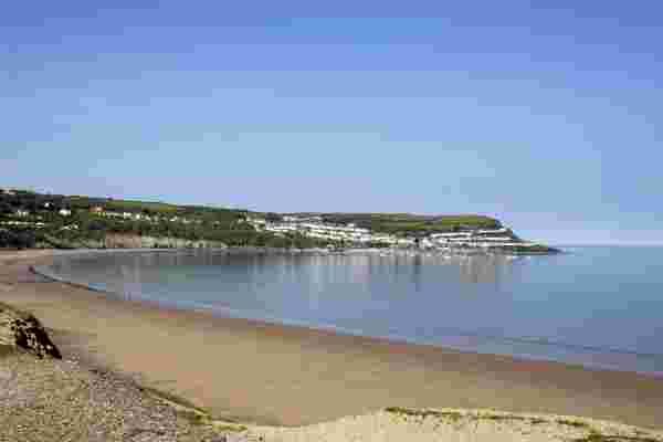Glamping in Cardigan Bay