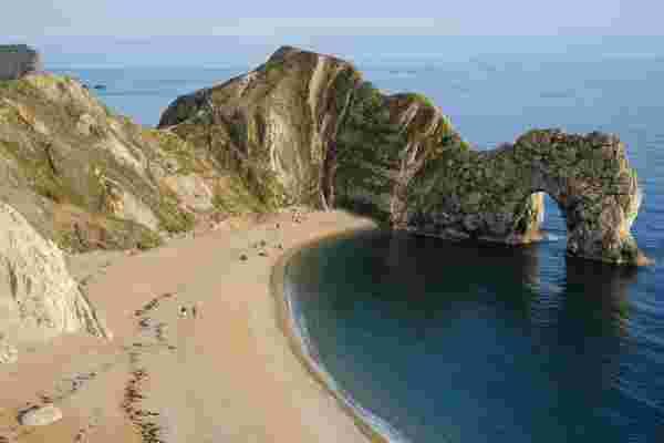 Glamping in Dorset