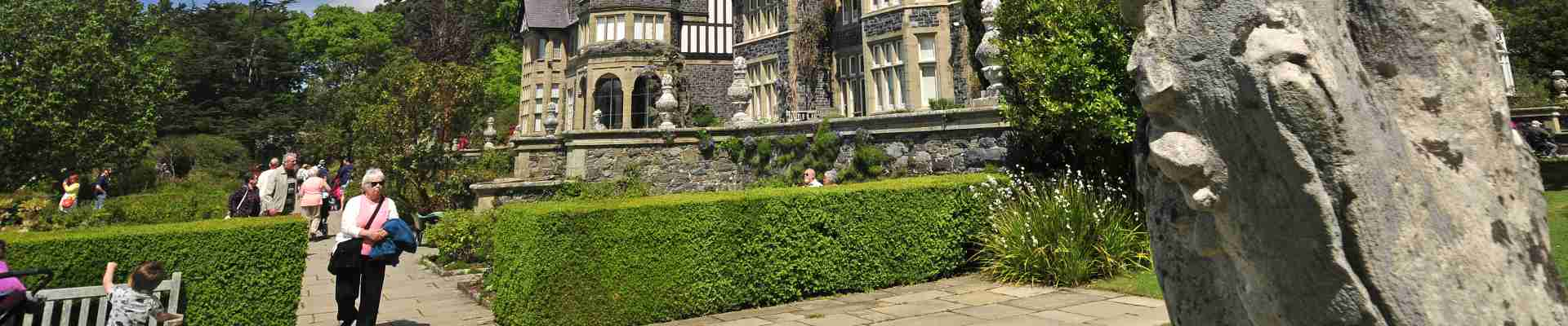 More than 20 superb gardens will take part in the North Wales Festival of Gardens May/June