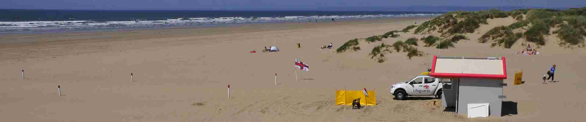 Pembrey Country Park Holiday Cottages