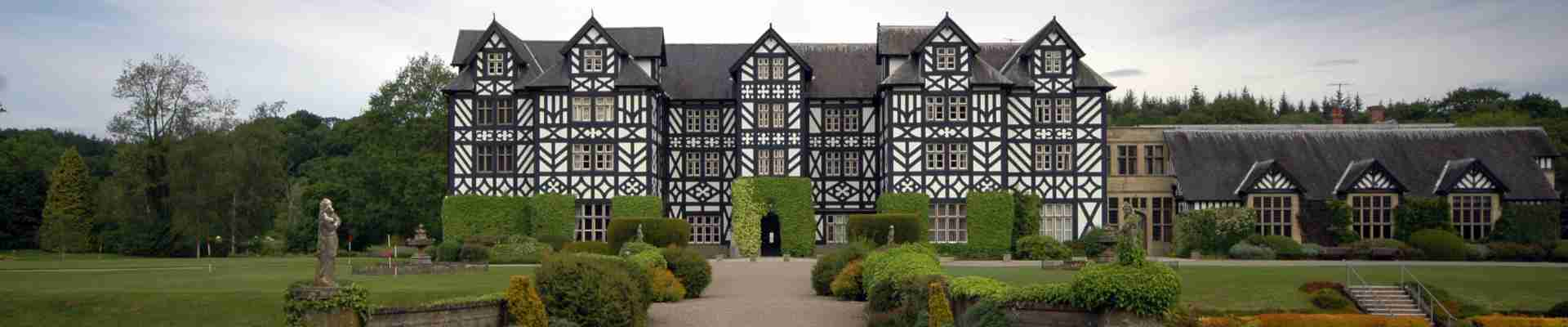 Wales' oldest classical music festival in June is hosted at Gregynog an impressive country mansion i