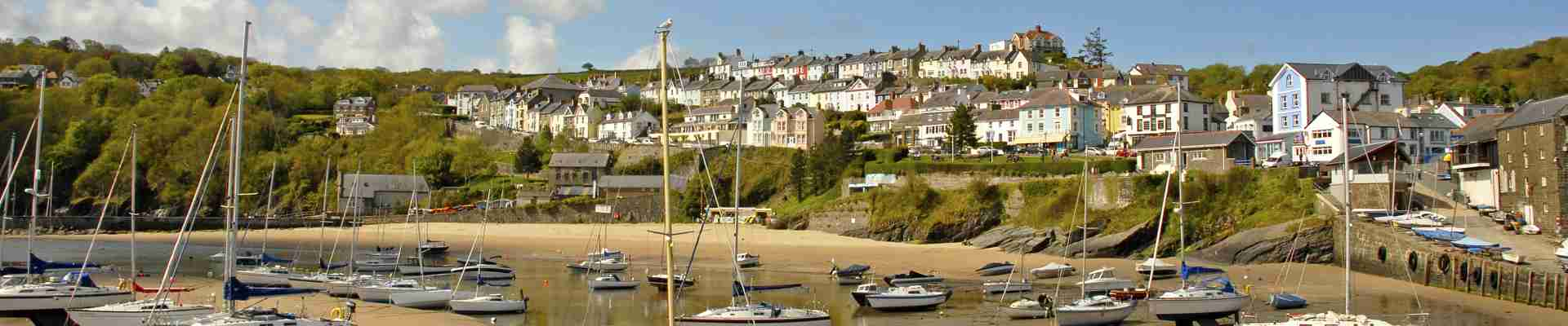 New Quay Holiday Cottages