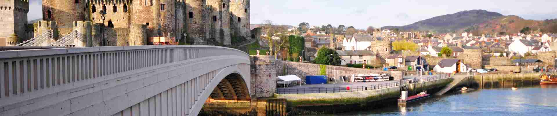 Conwy Feast is a celebration of food, music and arts set in the Medieval riverside town of Conwy in