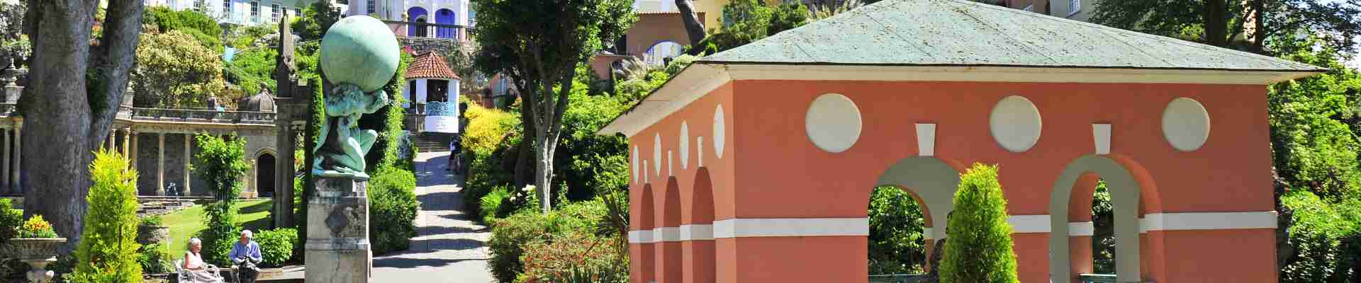 Portmeirion Holiday Cottages