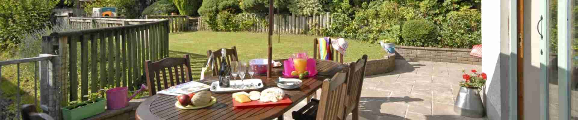 Dog Friendly Cottages with an Enclosed Garden