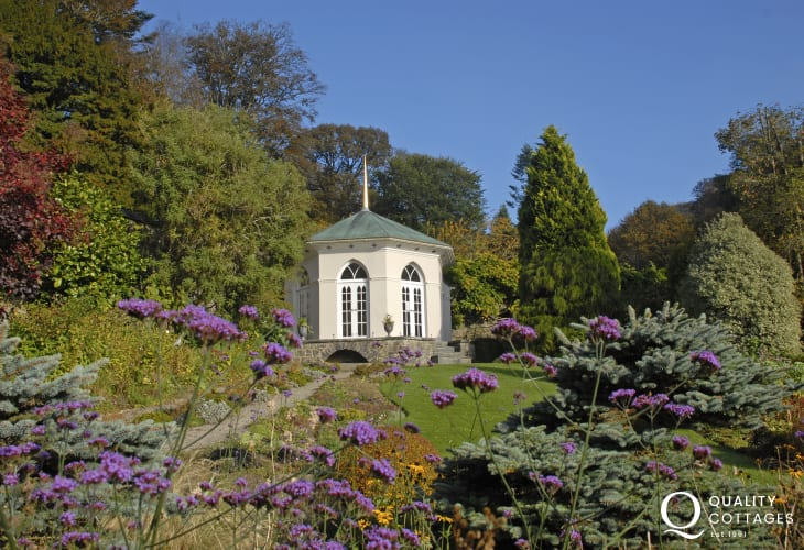 Colby Gardens (N.T.) - Wander the magical woodland walks or relax in the walled garden. Free daily activities include pond dipping and family games