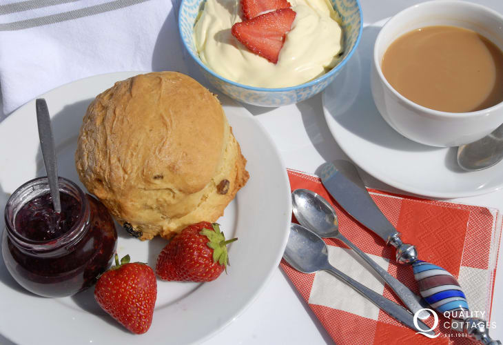 'Bramleys' at Grandiflora Garden Centre is an award winning tea room serving light meals