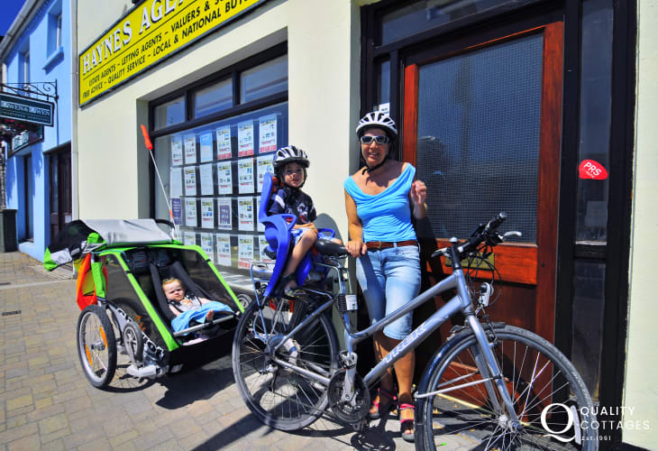 The Pembrokeshire Bike Shop