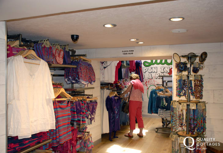 St Davids has a range of interesting little boutiques, galleries and craft shops