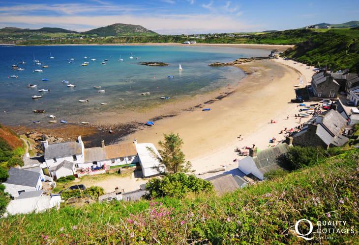 Porthdinllaen and Nefyn Bay