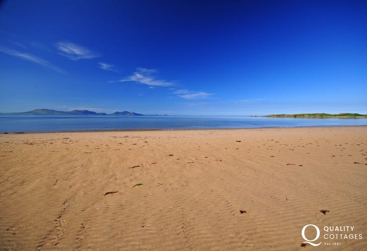 Llanddwyn Island & Newborough beach, Anglesey