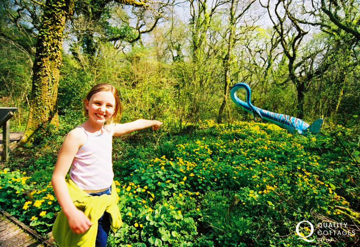 The Dinosaur Park, Folly Farm, Heatherton Activity Theme Park, and Manor House Wild Welsh Zoo are all a great family day out