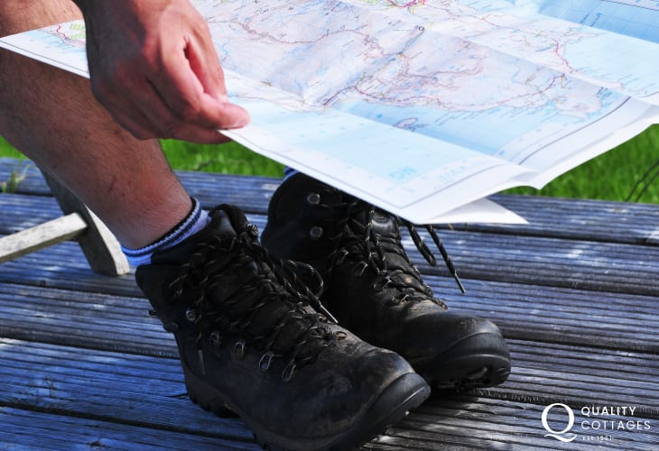 Get your walking boots on and explore the various walking options around Snowdonia