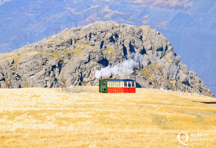 Snowdon Mountain Railway, an unforgettable day out