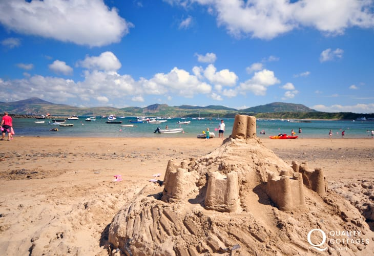North Wales beaches offer endless family fun