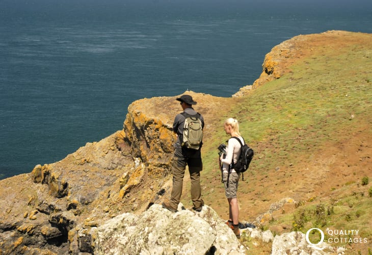 Escape to the Pembrokeshire Coast - a stunning place to be at any time of the year