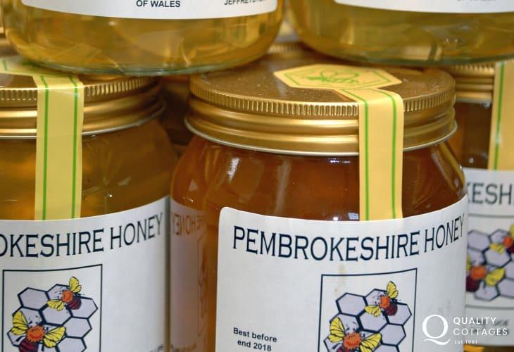 Visit award winning Riverside Farmers Market in Haverfordwest for wonderful local Pembrokeshire produce