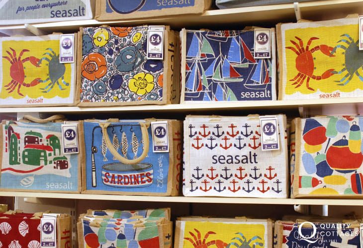 Peep into 'Window on Wales' in St Davids - perfect for all your holiday souvenirs