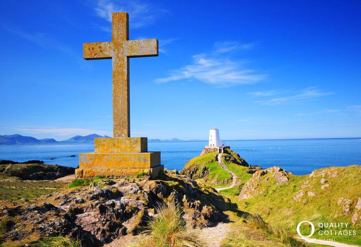 Llanddwyn Island, paradise on a peninsula