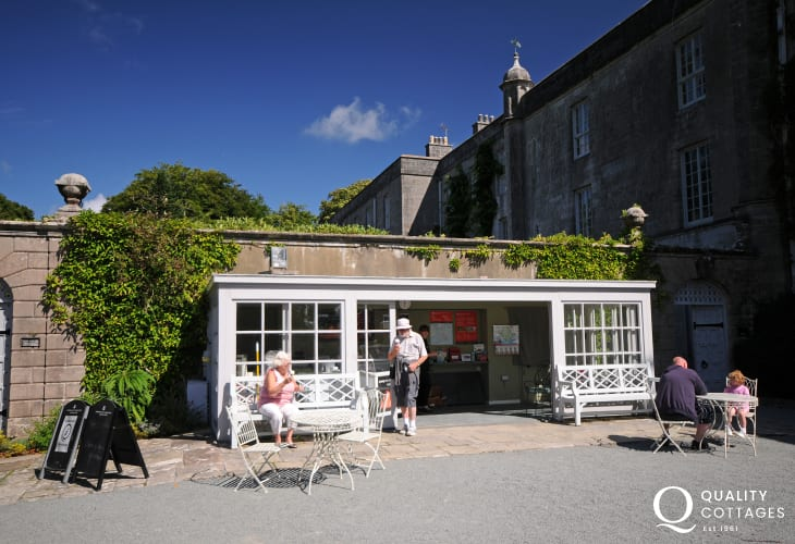 Plas Newydd Cafe (NT) on the Menai Strait