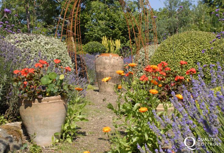 Dyffryn Fernant Gardens near Fishguard!