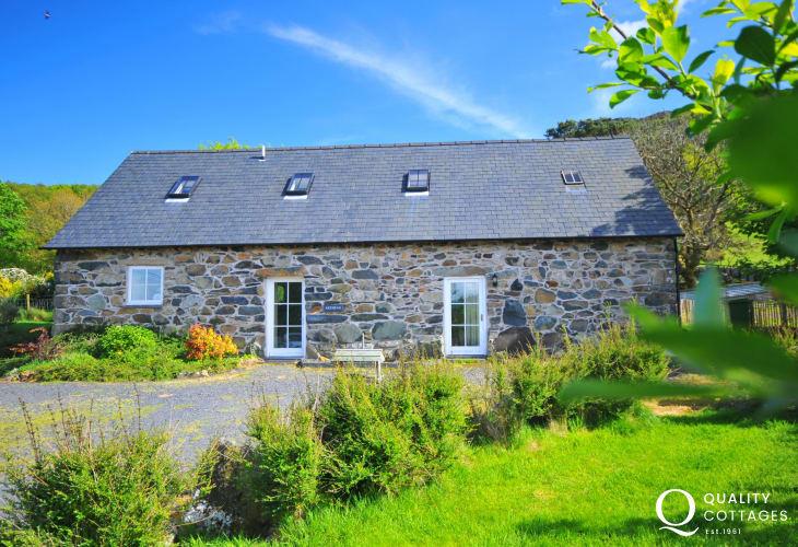 Dolgellau holiday cottage  - exterior