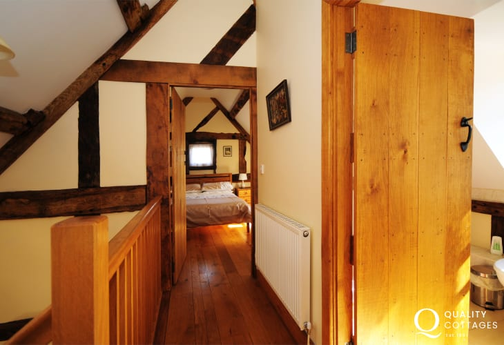 Rural mid Wales holiday cottage
