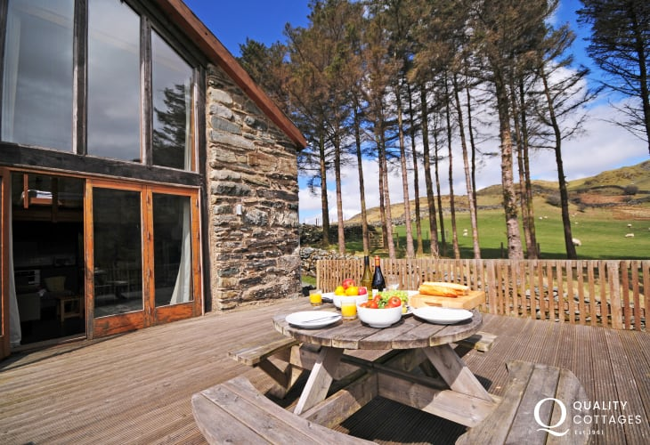 Wales holiday cottage sleeps 4