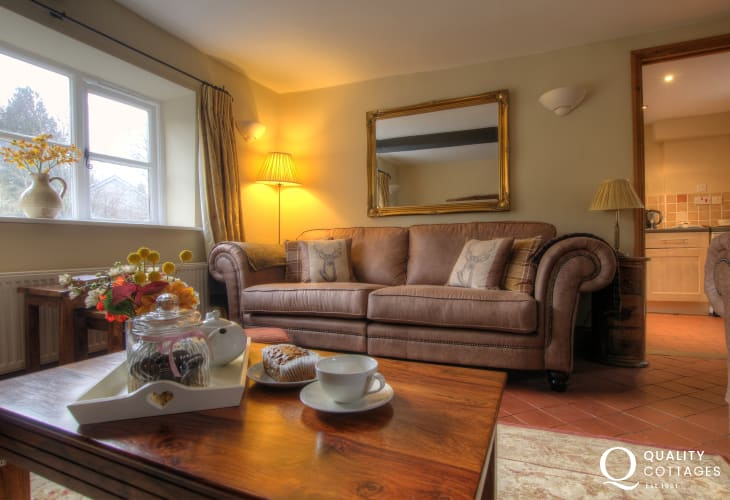 Walkers holiday cottage Brecon Beacons - cameo