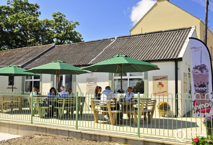 Do visit Siop Fach Tea Room for delicious coffee, cakes, snacks, light lunches and tasty teas